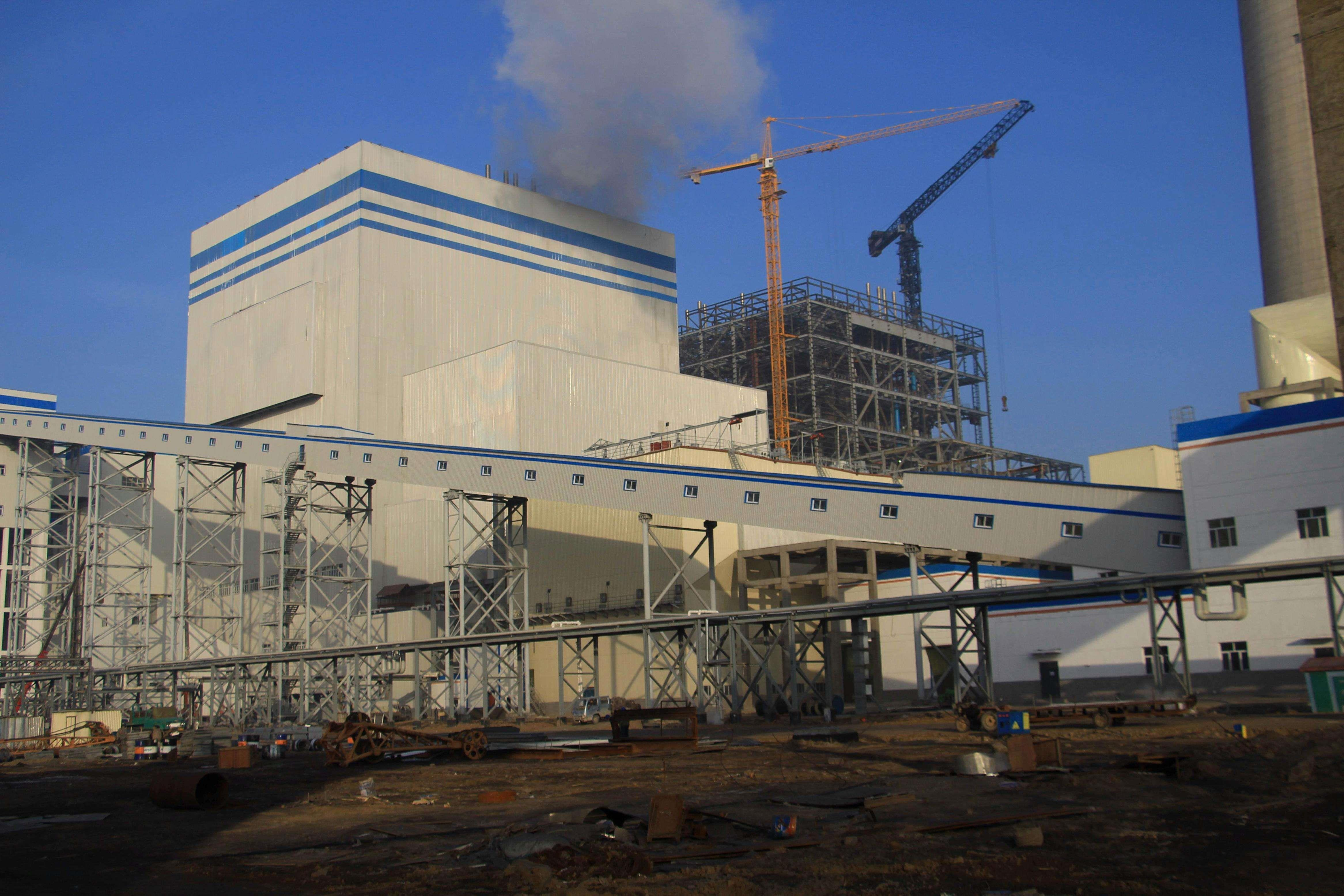 哈尔滨电气上半年净利减4.41% 煤电需求萎缩或将严重影响业绩