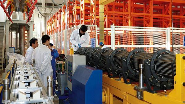 中国计划开发并生产小型浮式核电站