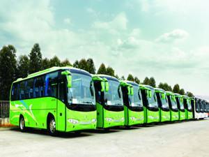 2019年北京公交集团新能源公交车比例将达到80%