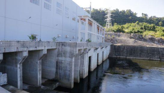 泰国暂停进口柬埔寨Stung Nam水电站电力
