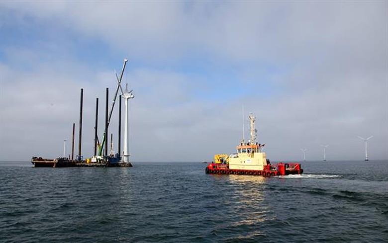 丹麦东能源完成拆除全球首座海上风电场