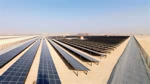 UL与GCC实验室合作开发中东可再生能源市场