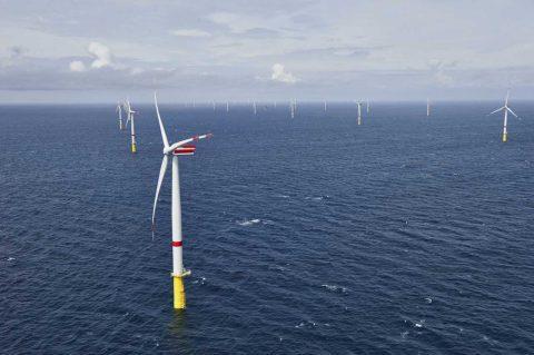 德国公司助瀑布能源安装管理海上风电电缆