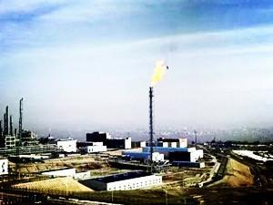 北控鄂尔多斯40亿立方米煤制天然气项目正式开工