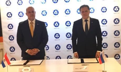 俄罗斯与巴拉圭签署政府间协议 开发核电合作