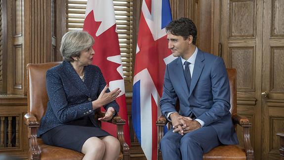 英国与加拿大联合支持远离煤炭的全球转型