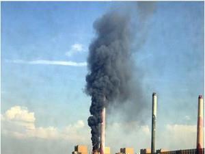 台中火力发电厂起火 民众再次陷入大停电的恐慌