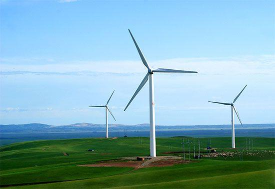 蓝山风电项目建设进入快车道 总投资额40亿元