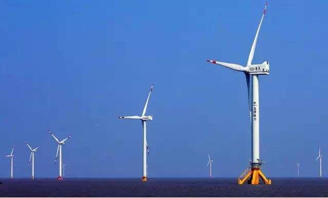 三峡集团建中国首个海上风电国际产业园