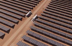 ABB为阿塔卡马沙漠提供太阳能解决方案