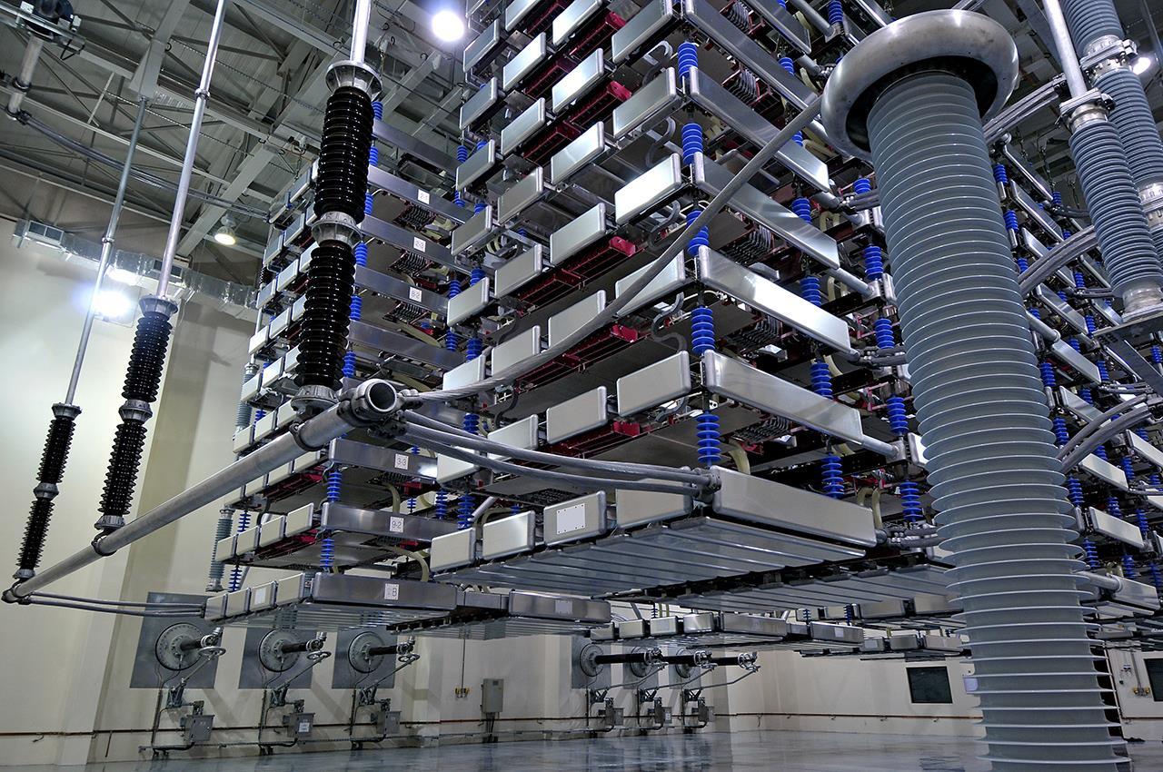 2017-21全球高压直流输电系统年复合增15.58%