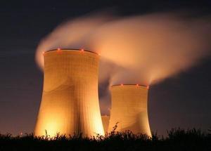 """中国造""""核电之肺""""从广州南沙发运出口欧洲"""