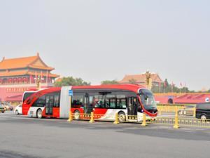 银隆新能源10辆新能源公交车献礼十九大