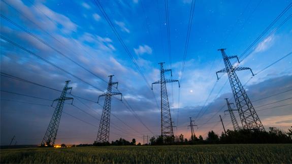 越来越多的欧洲进口电力威胁英国国内供应