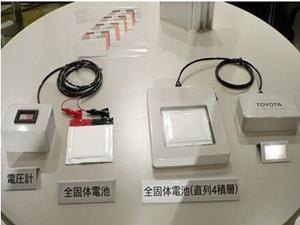 丰田自主研发固态电池技术 不与其他合作通博tongbovip88官网备用分享