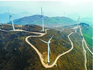 浙江中部地区首座风力发电场累计发电量达1.45亿千瓦时