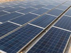 约旦在难民营建12.9兆瓦光伏项目