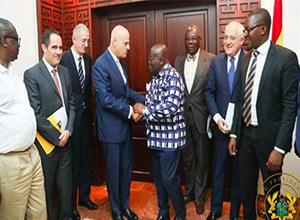 埃尼计划在加纳北部开发20兆瓦太阳能项目