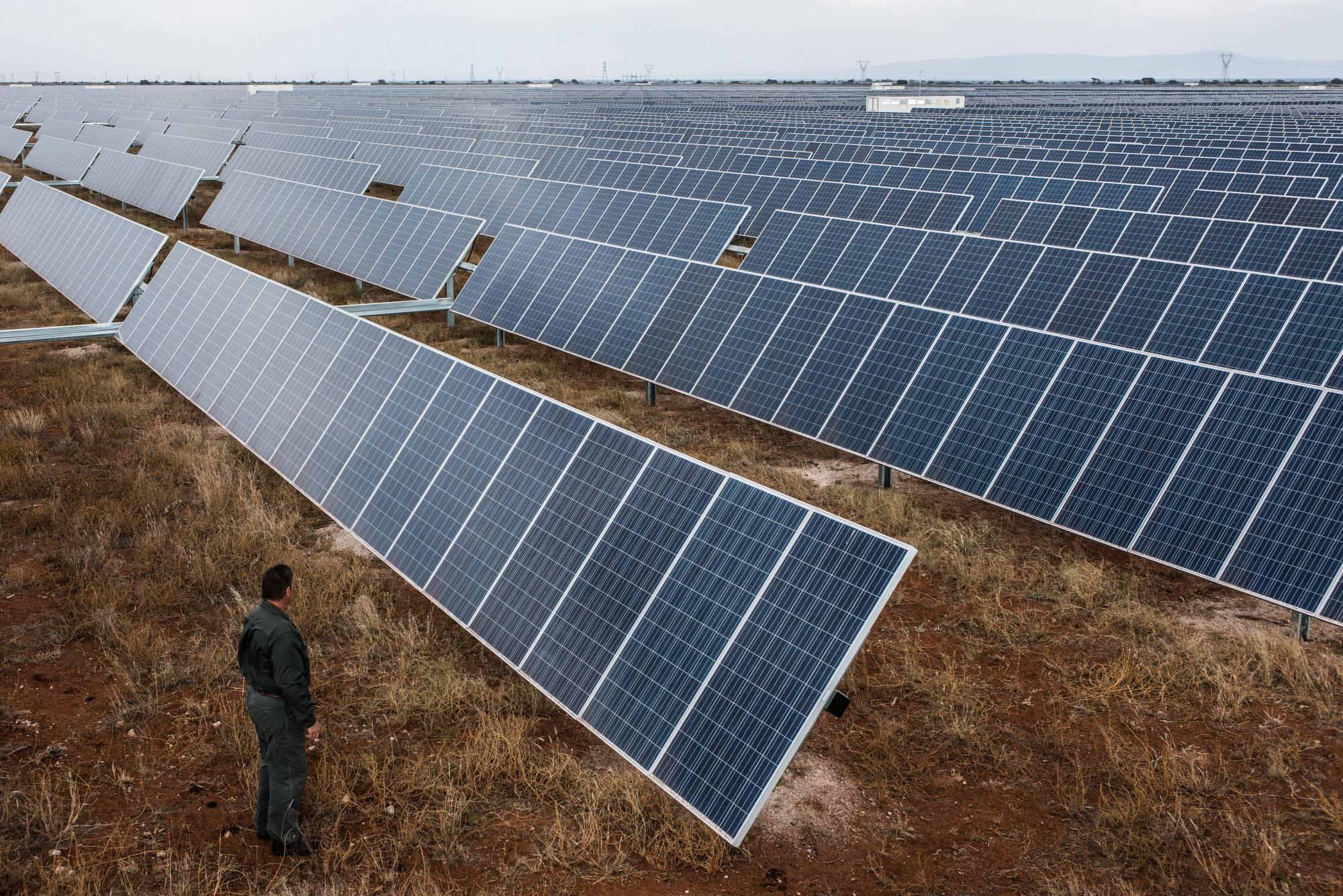 彭博社:2017年中国新增太阳能装机容量将创新高