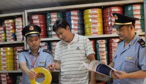 温州抽检流通领域电线电缆20批次 3批次不合格