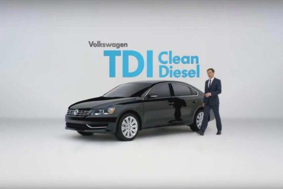 大众汽车因误导性广告被荷兰当局罚款45万欧元