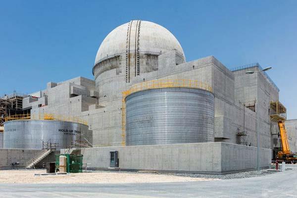 阿联酋否认胡塞武装袭击Barakah核电站