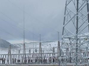 湖北电网首个固定式直流融冰工程在恩施变电站建成投产