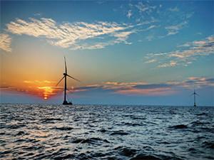 福建莆田平海湾风电场一期项目累计发电量突破2.1亿千瓦时