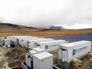 我国最大的商业运行储能电站项目顺利并网