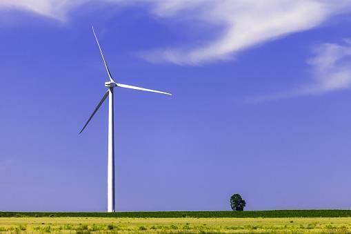 全球气候变暖可能导致风电容量南移