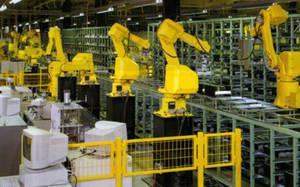 工信部:前10月我国工业机器人产量首次突破10万台