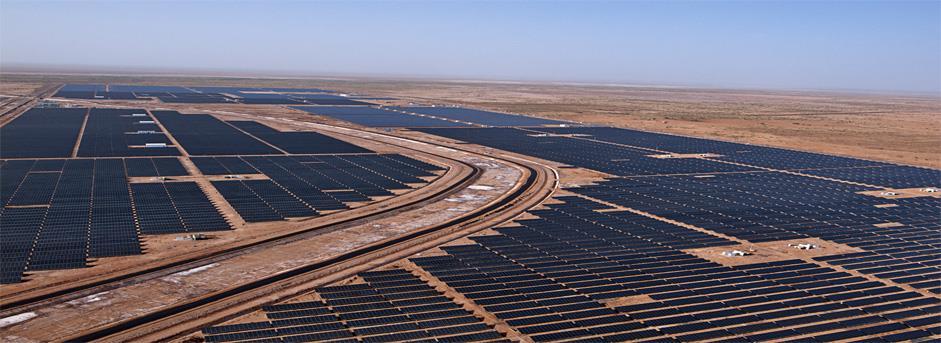 印度将建全球最大的太阳能风能混合电站