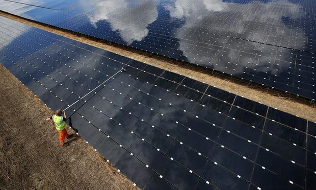 时隔六年 英国石油巨头BP回归太阳能行业