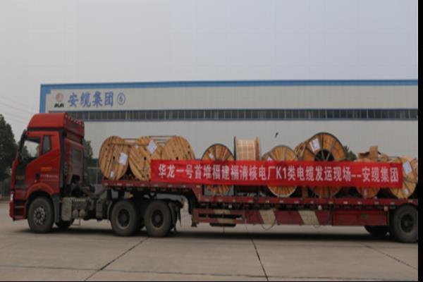 """远东智慧能源核缆创新技术 助力""""华龙一号""""首堆装机运行"""
