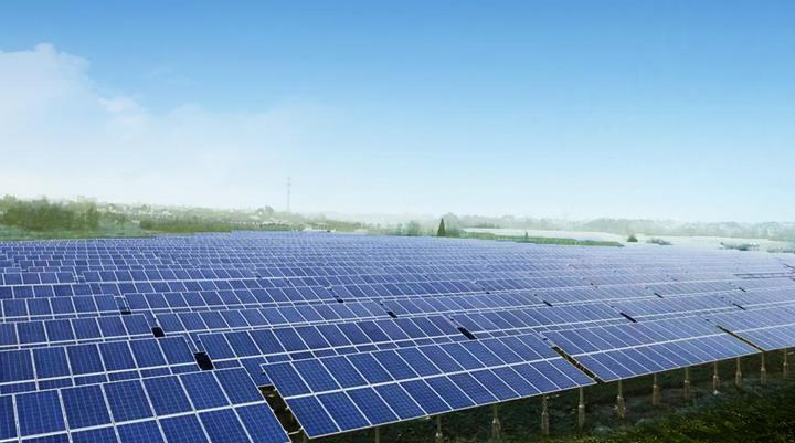阳光电源开发的浙江最大光伏小康项目成功并网