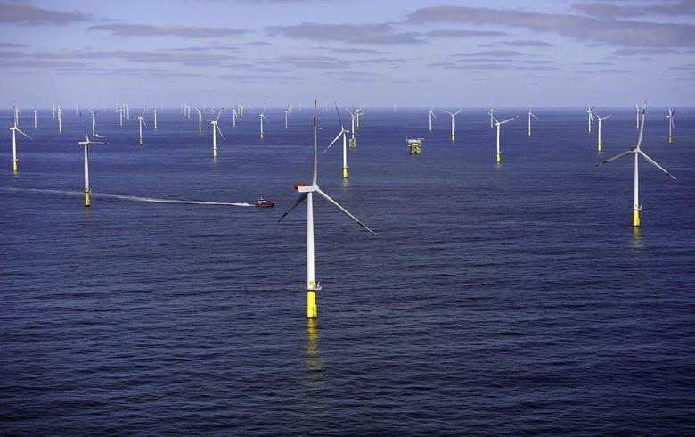 2017年德国风电产量超100太瓦时 创下新纪录