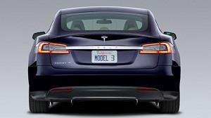 特斯拉再次下调Model 3电动汽车的生产目标