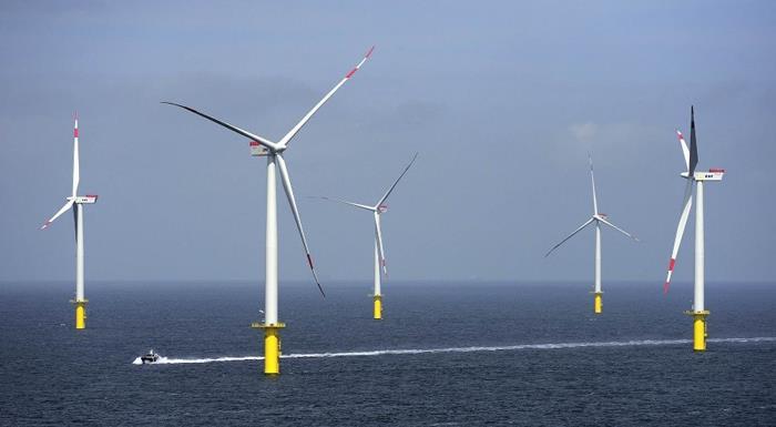 瑞士合众集团收购荷兰700兆瓦风电场45%股份