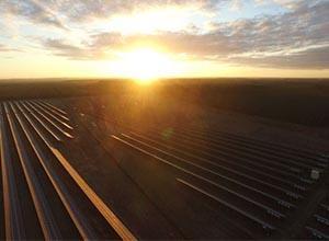 BayWa r.e.获法国41MW太阳能发电场