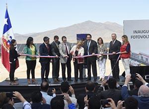 SunPower成功完成智利100MW光伏项目