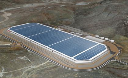 松下欲再次与特斯拉合作在中国建立超级电池厂