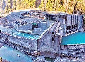 Chameliya水电项目助力尼泊尔国家电网