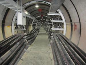 浙江义乌首个隧道输变电工程建成投运