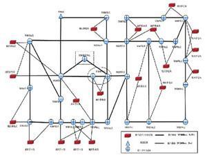 我国电力行业首个单波100G的OTN光传送网正式投入使用