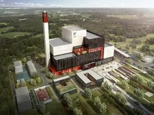 浙江义乌最大的垃圾焚烧发电厂提升改造项目正式启动