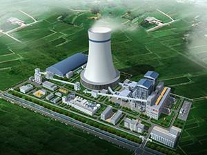 西北电建承建的陕西榆神热电1号机组全面建成投产