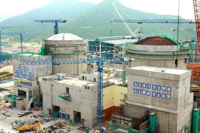 阳江核电下半年将进入