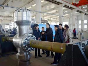 """压水堆重大专项""""核电站用爆破阀""""产品样机通过鉴定"""