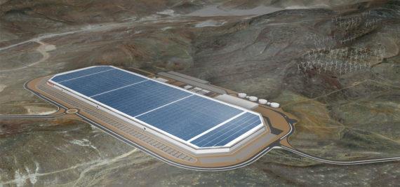 迄今为止特斯拉超级工厂支出已超13亿美元