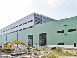 上海电气福建海上风电制造基地3月1日正式建成投产